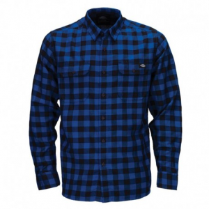 DICKIES Jacksonville Man Shirt - Blue