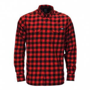 DICKIES Jacksonville Man Shirt - Red
