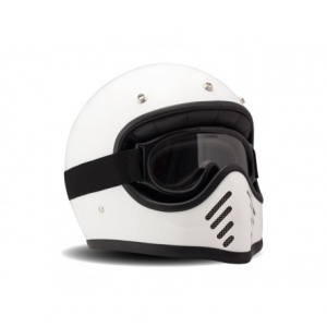 DMD GHOST Helmet Goggles - Clear