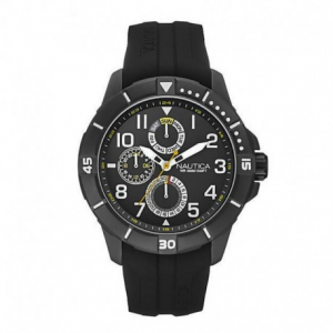 Nautica NAI13504G - Watch - Black
