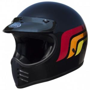 PREMIER MX LC9 Full Face Helmet - Black