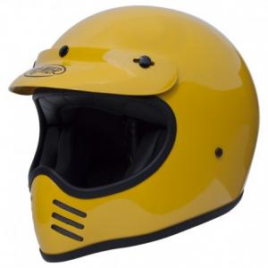 PREMIER MX U12 Full Face Helmet - Yellow