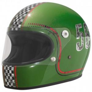 PREMIER Trophy FL6 Full Face Helmet - Green