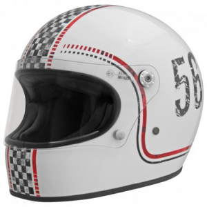 PREMIER Trophy FL8 Full Face Helmet - White
