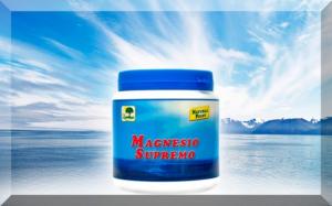 MAGNESIO SUPREMO® (Magnesio solubile) - Il tuo supremo AntiStress Naturale