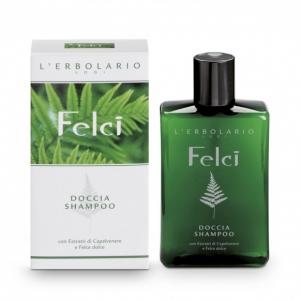 L'ERBOLARIO FELCI doccia shampoo