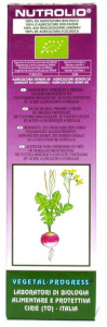 NUTROLIO olio ad alto contenuto di acido A-linolenico e vitamina E dall'azione ANTIOSSIDANTE