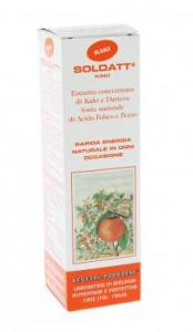 SOLDATT KAKI antiossidante, fonte di energia, lenitivo del sistema digerente, regola transito intestinale