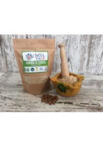 FARINA DI CHUFA FINE - Naturalmente Dolce - Senza Glutine/Senza Lattosio 500g