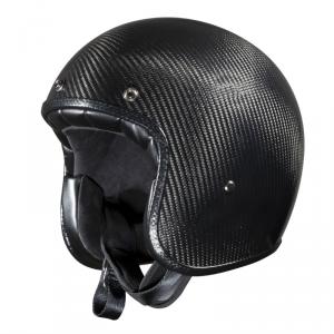 BANDIT CARBON ECE Jet Helmet - Black