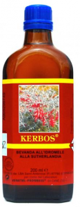 KERBOS bevanda all' IDROMELE e alla SUTHERLANDIA