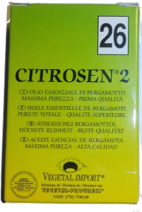 CITROSEN O.E. soave fragranza ANTISTRESS