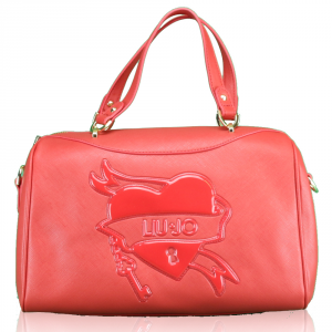 Bauletto Liu Jo CICLAMINO A17132 E0140 RED PASSION