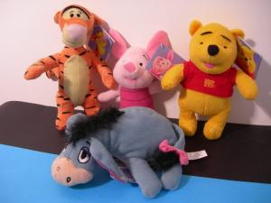 Disney Winnie the Pooh peluche 20 cm Fisher Price