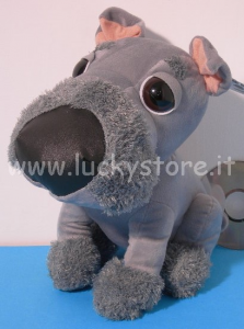 The Dog Schnauzer peluche Grande 35 cm Originale Collezione