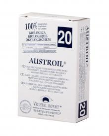 AUSTROIL Olio essenziale dalle propriet\u00e0 ANTISETTICHE, con azione distensiva e rilassante