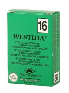WESTUIA Olio essenziale dall'azione stimolante, consigliato nei casi di herpes labiali e verruche