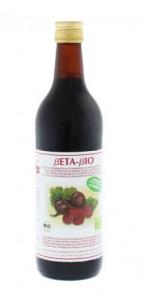 BETA-BIO  Succo di barbabietola dall'attivit\u00e0 ANTIOSSIDANTE e dal contenuto di vitamina B12