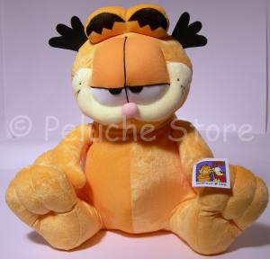 Garfield seduto peluche gigante 45 cm