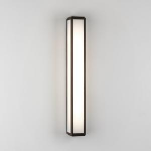 Mashiko 600 LED lampada specchio bronzo