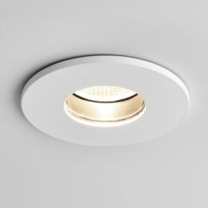 Obscura LED faretto incasso dimmerabile bianco IP65