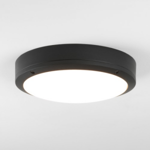 ARTA LED plafoniera per esterno metallo nero