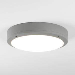 ARTA LED plafoniera per esterno metallo argento
