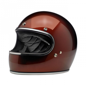 BILTWELL GRINGO BOURBON Casco Integrale - Rosso Metallico