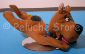 Scooby Doo disteso peluche 20 cm Originale Hanna Barbera