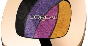 L'orèal paris - Color riche eyeshadow Palette disco smoking
