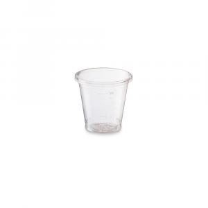 Bicchierini biodegradabili 30ml - PLA