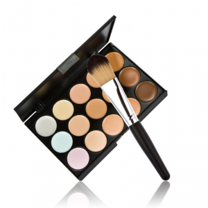 Professionale Make-up- palette counturing 15 nouance