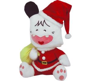 Hello Spank Babbo Natale peluche 20 cm velluto Originale Qualità Top