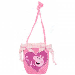 Peppa Pig borsa a spalla cestino