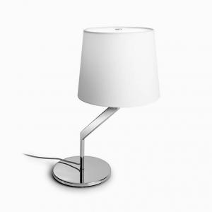 NEW HOTELS lampada tavolo c\/ paralume tessuto