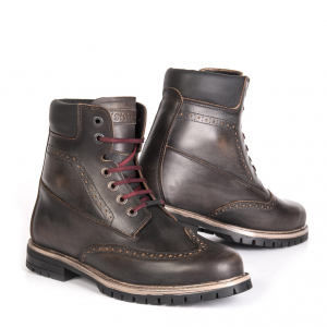 STYLMARTIN WAVE - Boots For Men - Brown