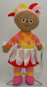 Foresta dei Sogni Upsy Daisy peluche 25 cm Originale In the Night Garden