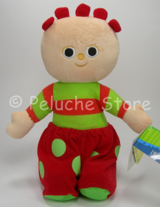 Foresta dei Sogni Tombliboo peluche 30 cm velluto In the Night Garden