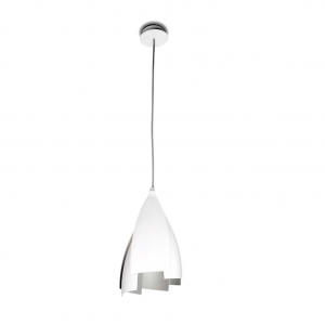 TULIP lampada sospensione bianca