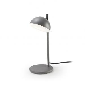 TALK lampada da tavolo colore nero con LED da 4.5W