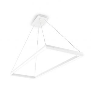 CIRC LED RETTANGOLO lampada sospensione