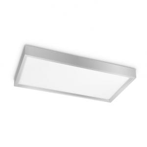 NET LED 60x30 plafoniera alluminio