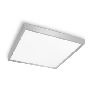 NET LED 60 plafoniera alluminio