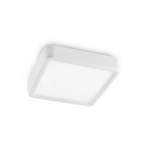 NET LED 30 plafoniera bianca