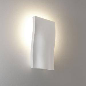 S-LIGHT applique in gesso
