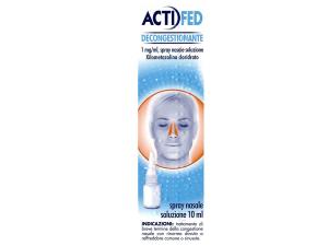 ACTIFED Spray nasale Decongestionante