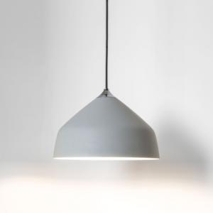 GINESTRA 300 lampada sospensione grigia
