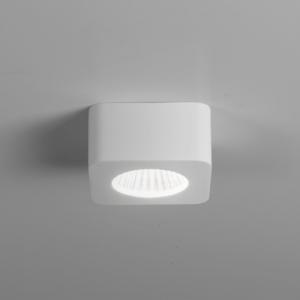 SAMOS SQUARE LED faretto bianco