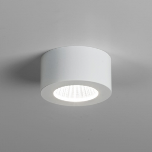 SAMOS ROUND LED faretto bianco