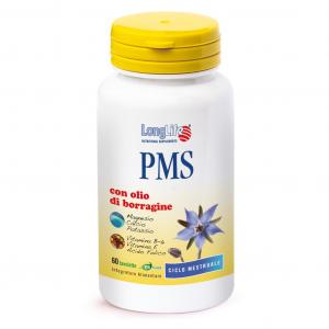 PMS - INTEGRATORE CHE ATTENUA I DOLORI DELLA SINDROME PREMESTRUALE LONG LIFE